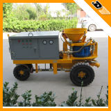 Влажный&Dry-Mix машина для торкретирования (DY-PZS3000)