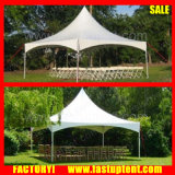 Хорошего качества Clear Pinnacle Палатка для проведения свадеб 3X3m 3м х 3м 3 на 3 3X3 3m 20 человек местный гость