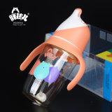 Het Voeden PPSU Fles Brede Mond /BPA Vrije het Voeden van de Baby 240ml Fles aan Voedende Baby