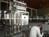 Unidad de destilación de efectos múltiples para la industria farmacéutica
