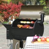 Grade do fumador do BBQ (SHJ-700C)