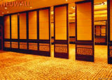 レストランおよびホテルのためのParititonの防音の滑走の壁