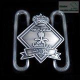 Inarcamento per l'inarcamento militare del metallo di modo della tessitura dell'esercito del cuoio della cinghia (CB40508)
