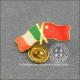 Таиланд и китайский значок флага, Pin отворотом сувенира (GZHY-LP-003)
