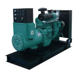 Sistema de Generador del Diesel/del Gas de Cummins 80kVA