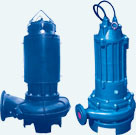 水中下水ポンプ( QW )