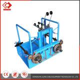 Beweglicher automatischer Spannkraft-Kabel-Maschinen-Draht-Spannkraft-Profit-Standplatz