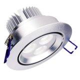 luce di soffitto registrabile della testa LED della lampada di 5W (3*1W) /10W (3*3W) (RL-K1009)