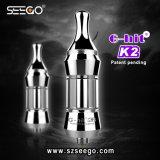 최상 Seego 전자공학 담배는 판매를 위한 K2 분무기를 G 명중했다