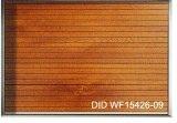 Золотистое Oak Insulated Garage Door (40mm толщиное)