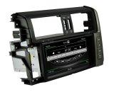 DVD GPSの航法システムが付いているトヨタPradoのための8インチのカーラジオ