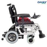 24V 320W*2/450W*2モーターを搭載するアルミニウムフレームのFoldable電動車椅子