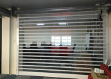 Crystal // en polycarbonate transparent rolling shutter/ PC porte feuille solide