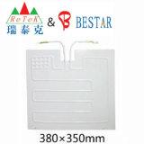 Évaporateur domestique d'obligation de rouleau d'aluminium de réfrigération