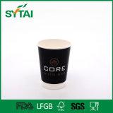 Doppel-wandiger Kaffee-Papiercup des Qualitäts-Material-20oz