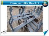 Esteira transportadora de retorno de aço da estrutura do rolete da engrenagem intermediária