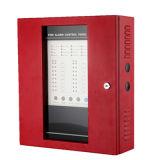24V Panel de alarma de incendios alarma de incendios convencionales, el Panel de control del sistema de alarma de humo