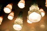 Lâmpada decorativa do pendente do quarto moderno europeu (AP9019-1A)