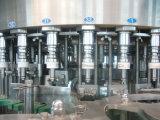 Água Mineral potável automática da linha de produção