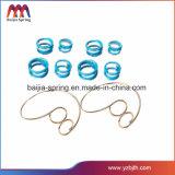 Сделанные пружины сжатия, минимальный диаметр провода 0.06mm