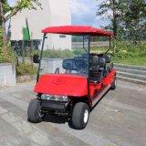 Automobile elettrica poco costosa popolare di golf della Cina con 6 Seaters
