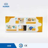 350g * 2 Bottls zahnmedizinischer Silikon-Eindrucks-Material-Kitt