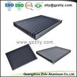 2018 Venta caliente Comb-Shape personalizados Perfiles de Aluminio de radiador