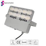 높은 루멘 플러드 빛, 옥외 점화를 위한 알루미늄 LED 플러드 빛