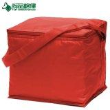 La petite coutume en nylon 6 de sac de refroidisseur peut sac de refroidisseur de paquet de glace avec la poche avant