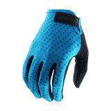 Перчатки голубых перчаток мотоцикла перчаток воздуха спринта off-Road (MAG121)