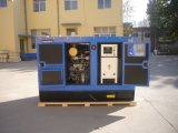 Tipo silenzioso gruppo elettrogeno diesel di 50kw per il servizio dell'Argentina