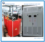 precio de fábrica 3 Fase Onaf tipo seco Transformador de Distribución de energía