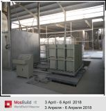 Bloque de yeso de la máquina de fabricación de materiales de construcción de 200 mil m2