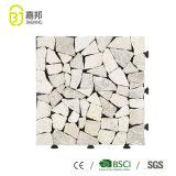 O mármore Matte de bloqueio decorativo barato do revestimento telha o Decking Prcie para a venda quente do assoalho da associação em India para a venda