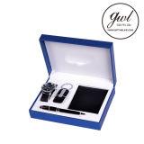 1. Meilleure vente Mens Portefeuille en cuir véritable avec Watch stylo métallique pour Gift Set