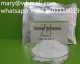 Anti oestradiol de poudre de stéroïdes d'oestrogène d'hormone pour certaine évolution d'os