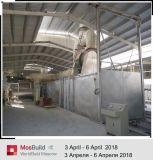 Máquina de fabricação de bloco de gesso para materiais de construção 200 mil m2
