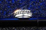 Ring van de Vinger van de Mensen van de Cijfers van de Ketens van de Prijs van de fabriek de Draaibare Roman