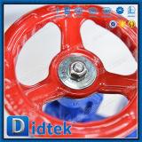Фланец картины угла Didtek кончает задерживающий клапан глобуса угла