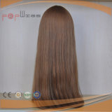 De beste Verkopende Bruine Pruik van de Vrouwen van het Menselijke Haar (pPG-l-0509)
