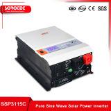 1-6kw変圧器が付いている壁に取り付けられた低周波の純粋な正弦波の太陽エネルギーインバーター