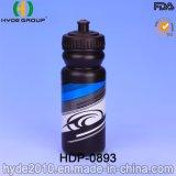 600ml напольное BPA освобождают бутылку воды спортов PE выпивая (HDP-0893)