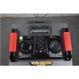 Активные АС 12-дюймовый портативный передвижной динамик DJ звук в салоне с Синий зуб FM-радио