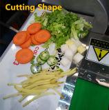 さいの目に切る機械野菜スライサーのカッター(FC-301)をスライスする二重ヘッドきゅうり