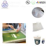 非スリップのソックスのための織物の点を打つスクリーンの印刷のシリコーンインク