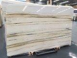 Полированный чистого Royal Jade мрамор белый лед слоев REST интерьера/пол керамическая плитка