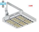 Alojamento prata Plp Meanwell Chip Holofote LED Modular 150W