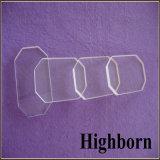Strato d'angolo libero termoresistente di vetro di quarzo di taglio