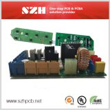Tarjeta de circuitos impresos automática del bidé de los productos electrónicos PCBA