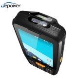 Hand-Barcode-Scanner drahtloses PDA GPSindustrieller Android-Laser-CMOS